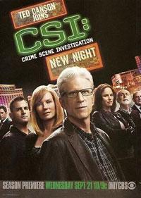 犯罪現場調查第十二季