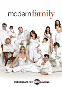 摩登家庭第二季(歐美劇)