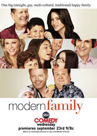 摩登家庭第一季(歐美劇)