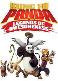 功夫熊貓:蓋世傳奇第二季