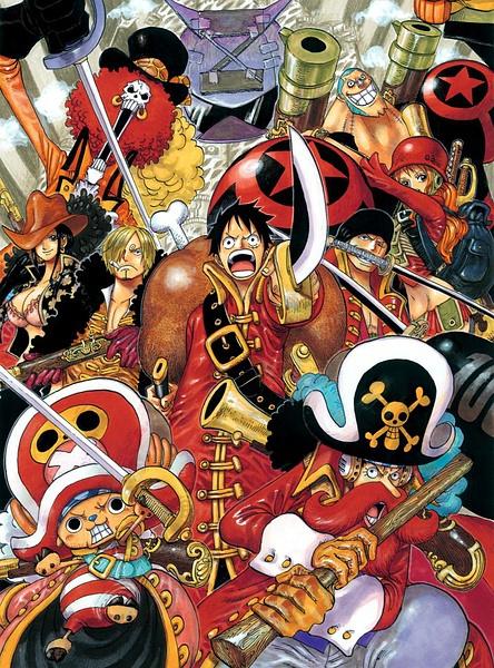海賊王劇場版12:最強之敵Z