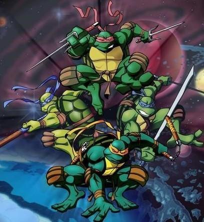 忍者神龜第二季