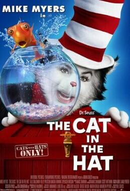 帽子裏的貓/戴帽子的貓,魔法靈貓