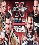 Destination X 2014