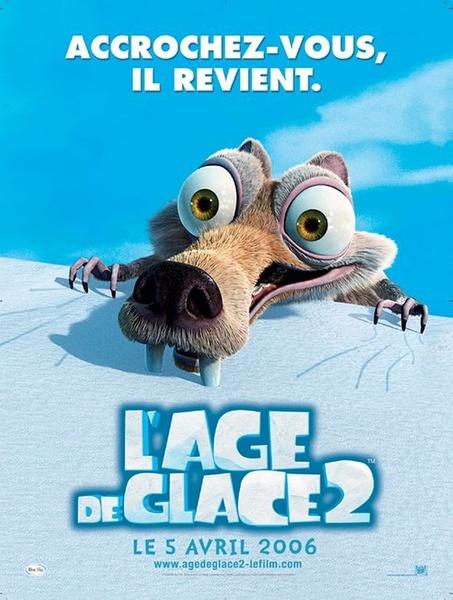 冰川時代2:融冰之災3D