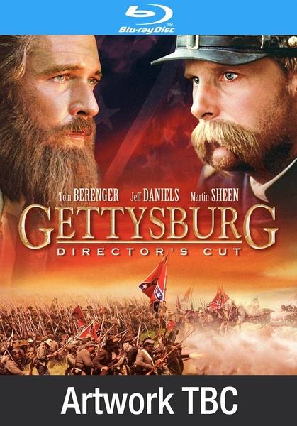 蓋茨堡之役/美國戰火