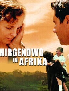 何處是我家/情陷非洲/無處為家/非洲的天使