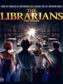 圖書館員第一季