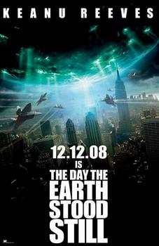 地球停轉之日