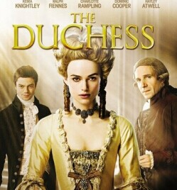 公爵夫人/叛逆激情-她與戴安娜的命運