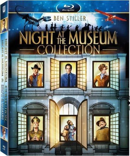 博物館奇妙夜3:墓葬秘密/博物館驚魂夜3[台]/翻生侏羅館3:古墓的秘密