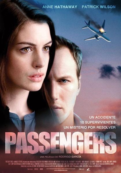 乘客/靈異航班
