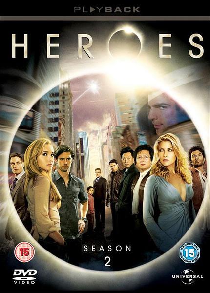 英雄/超能英雄/變種群英 第二季