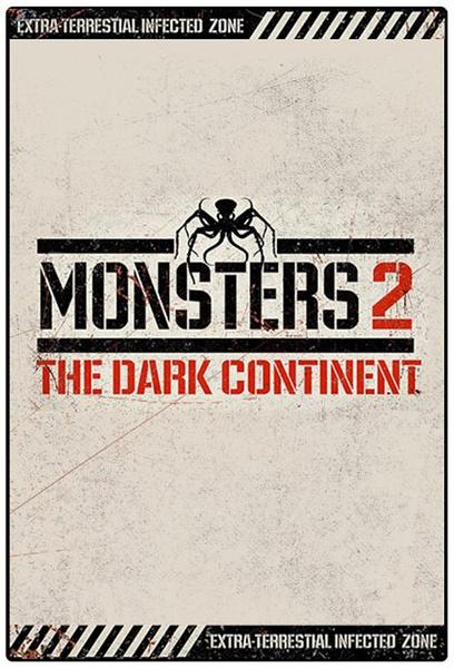 怪獸:黑暗大陸
