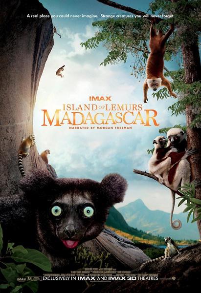 馬達加斯加:狐猴之島