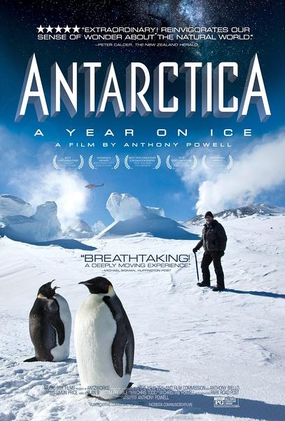 南極洲:冰上的一年