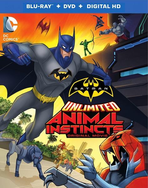 蝙蝠俠無極限:動物本能