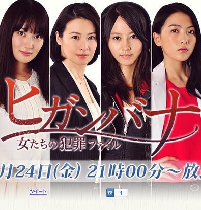 彼岸花:女人們的犯罪檔案/Higanbana Onnatachi no Hanzai File