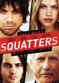 蜷伏/Squatters