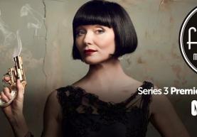 費雪小姐探案集第三季