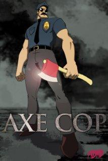 斧子警察第二季