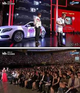 2015hito流行音樂獎頒獎典禮