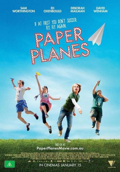點擊播放《紙飛機》