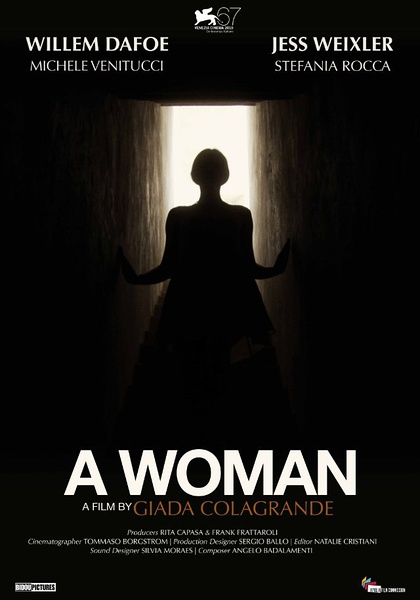 一個女人/孤樓怨婦