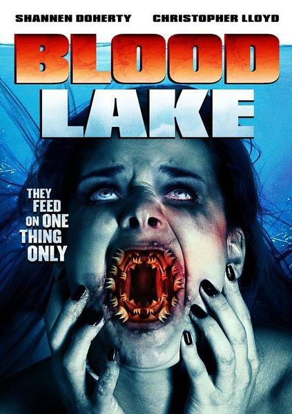 血湖/殺人七鰓鰻的攻擊