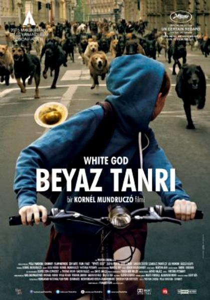白色上帝/狗眼看人間