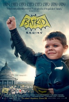 蝙蝠小子崛起:一個被全世界聽到的願望
