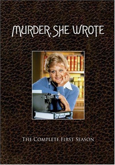 女作家與謀殺案第一季(歐美劇)