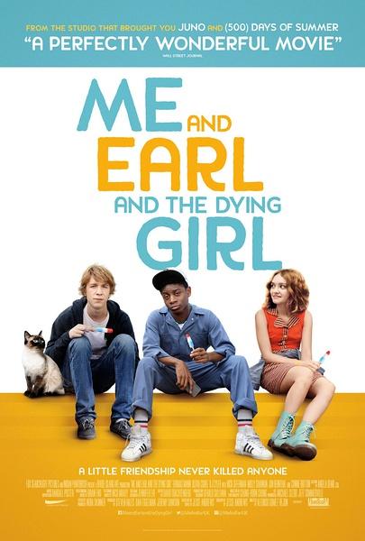 我和厄爾以及將死的女孩