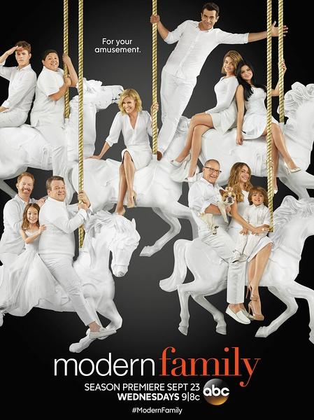 摩登家庭第七季(歐美劇)