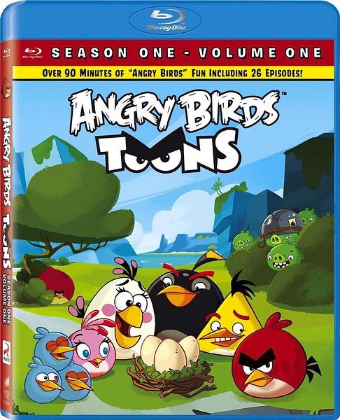 憤怒的小鳥第三季