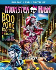 怪物高中之紐約