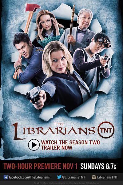 圖書館員第二季