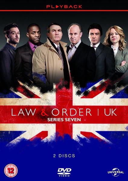 法律與秩序[英版]第八季