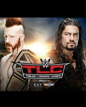 WWE TLC 桌梯椅大賽2015