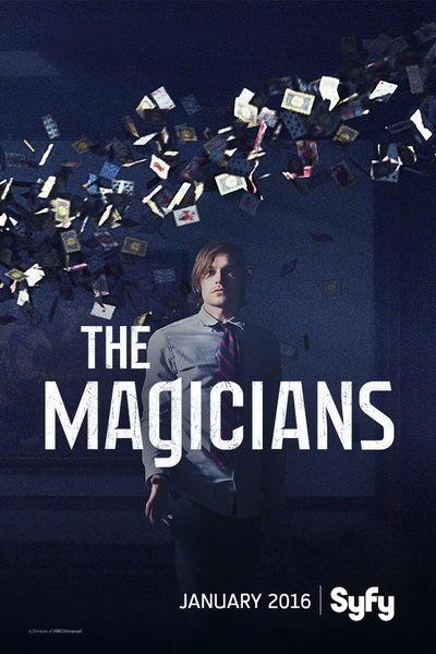 魔術師第一季(歐美劇)