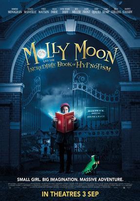 莫莉夢妮與神奇的催眠書