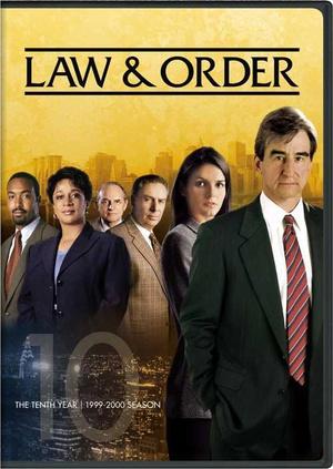 法律與秩序第十季