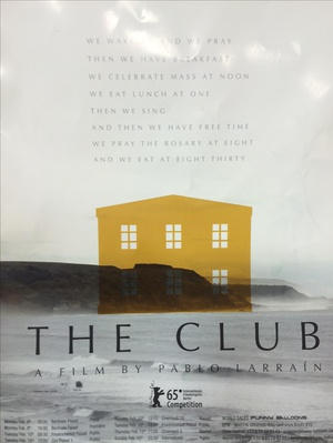 神父俱樂部