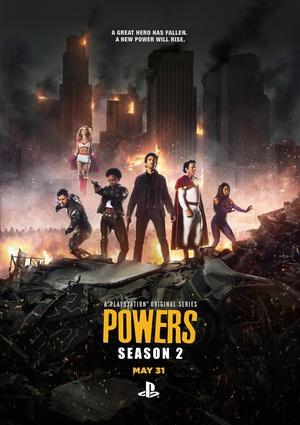 超能力第二季