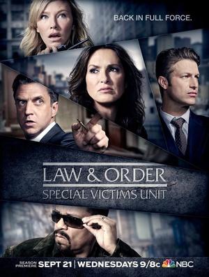 法律與秩序:特殊受害者第十八季