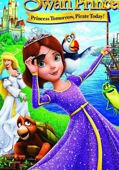 天鵝公主:明日公主今日海盜