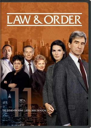 法律與秩序第十一季