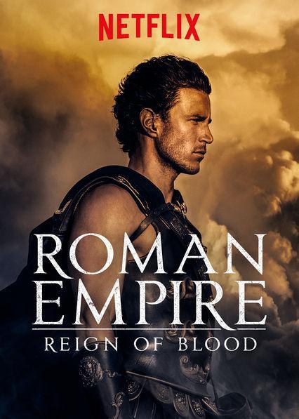 羅馬帝國:鮮血的統治第一季