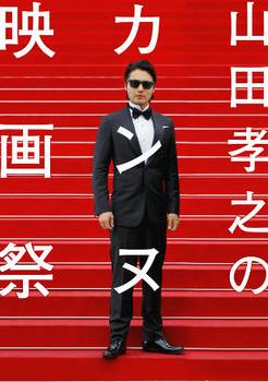 山田孝之的戛納電影節_百度影音電影網