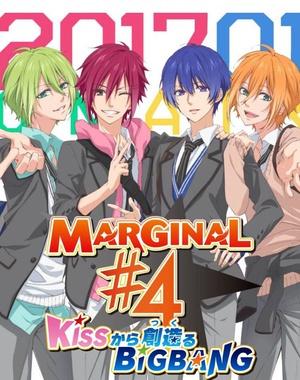MARGINAL4從KISS開始創造BigBang海報